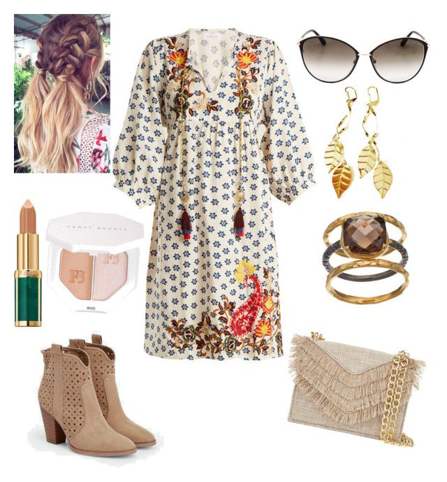 """""""Go travel"""" by diroxmind on Polyvore featuring Velvet by Graham & Spencer, JustFab, Cynthia Rowley, Tom Ford, Olive & Ivy, Balmain and Puma"""