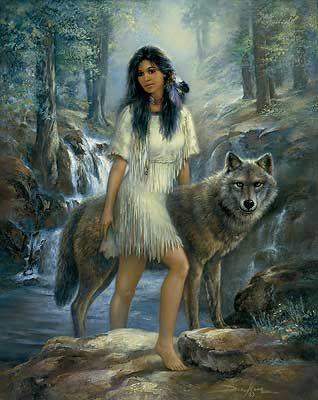 Native Americans Art | Wild Wings