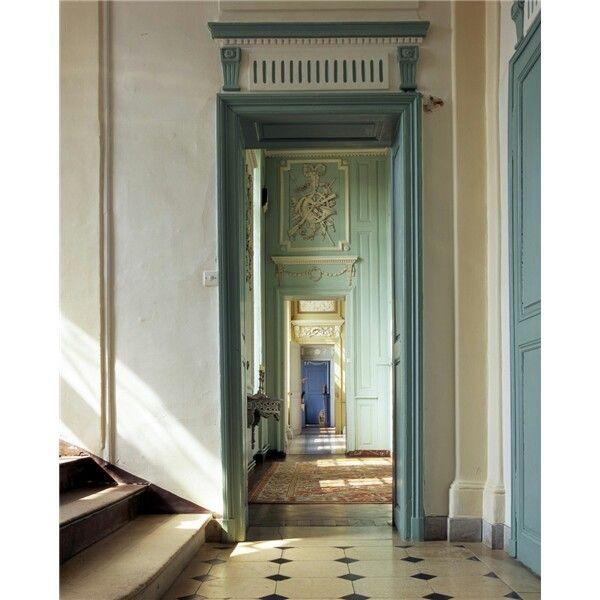 High Quality Enfilade At Château De Barly, Près Du0027Arras, Construit Sous Louis XVI Dans