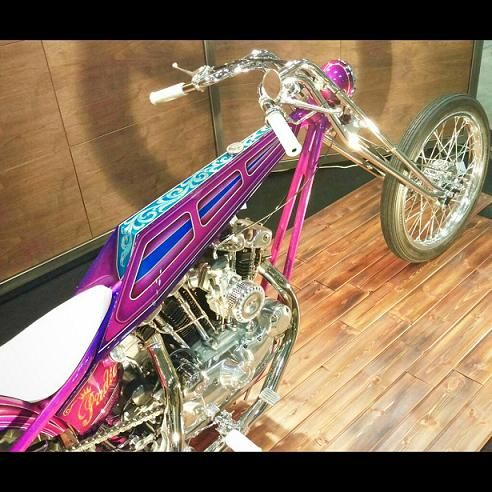 I have been working on kustom paint.