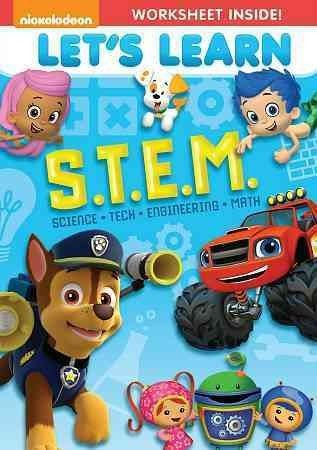 Nick Jr. introduces preschoolers to the exciting curriculum of Science, Technology, Engineering and Math (S.T.E.M.) that is a hot topic for parents and educators! Join your favorite Nick Jr. friends f
