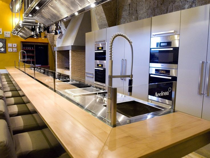 Classroom Kitchen Design ~ Best precedents culinary art college images on