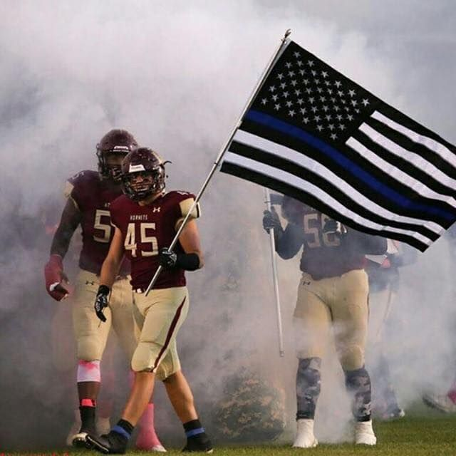 Photo Of Football Player Goes Viral, Cops Floored By What Else It Caught