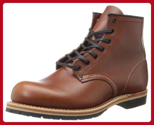 "Red Wing Heritage Beckman Round 6"" Boot, Cigar Featherstone,9 D(M) US - Mens world (*Amazon Partner-Link)"