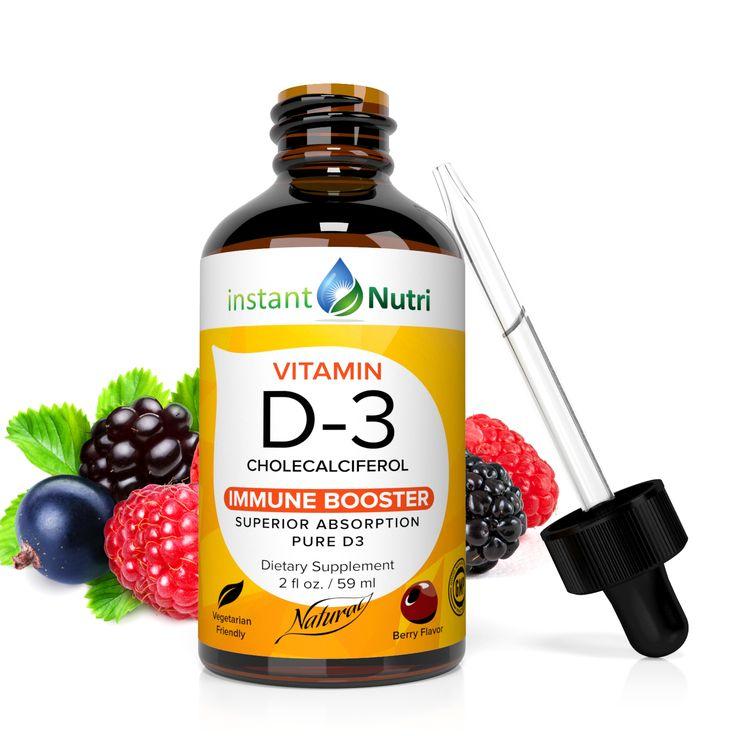 Vitamin D3   Instant nutri