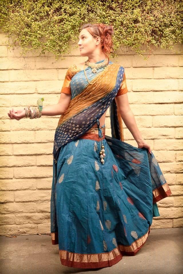 Gopi skirts by Radhika
