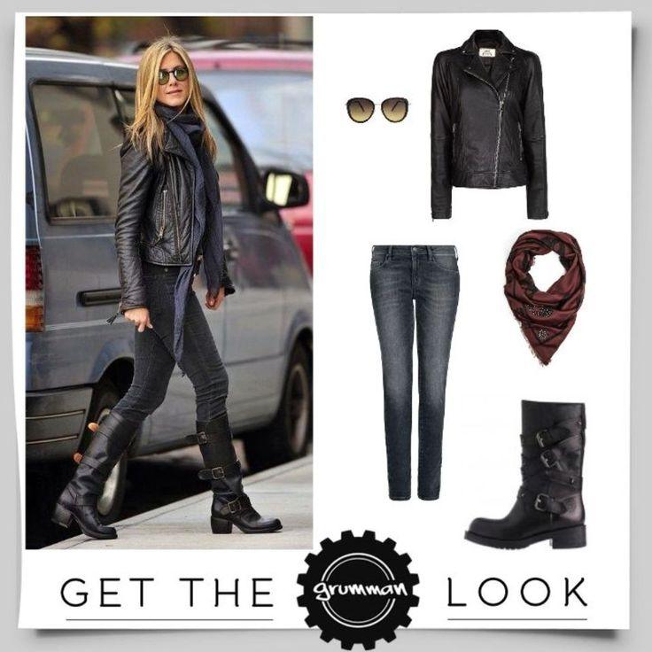 Get the Grumman Look: Η πιο όμορφη street style εκδοχή χωρίς μεγάλη δυσκολία!