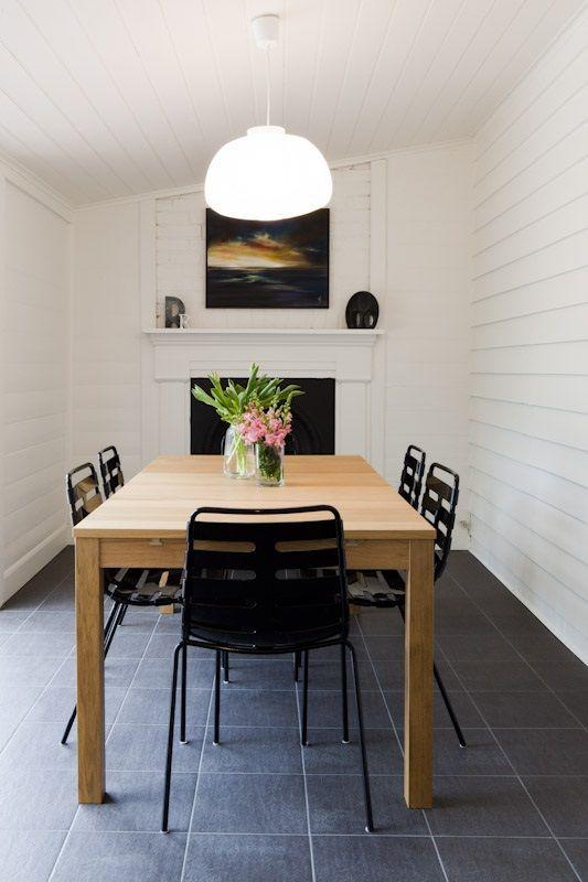 interior : dining room