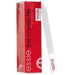 Essie the Crystal Nail File by Essie. $22.98. Packaged in a special shock resistant case, this file is crystal and can break if dropped. essie's crystal nail file is the best nail file available for natural nails. Especially designed, with an ever-lasting abrasive surface. essie's crystal nail file is the best nail file available for natural nails. Especially designed, with an ever-lasting abrasive surface, perfect to shape, file and buff natural nails.   The cryst...