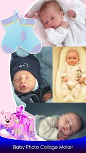 Make your memories last forever with the sweetest app inspired by babies and download FREE Baby Photo Collage Maker here https://play.google.com/store/apps/details?id=com.bluejaycollage.babyphotocollagemaker #appdev #indiedev #indieapp #photoeditor #photo