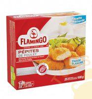 Pépites de poulet Flamingo à 4,44$ au lieu de 10,99$ (sans coupon)   TONSITE.CA