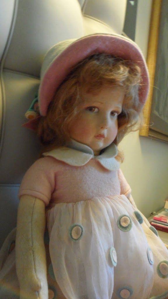 Lenci doll.