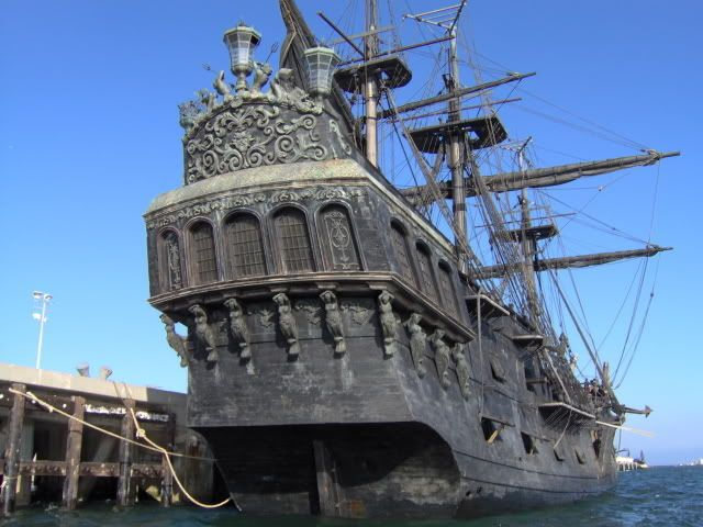 The Black Pearl at Tom Sawyer Island? - Page 5
