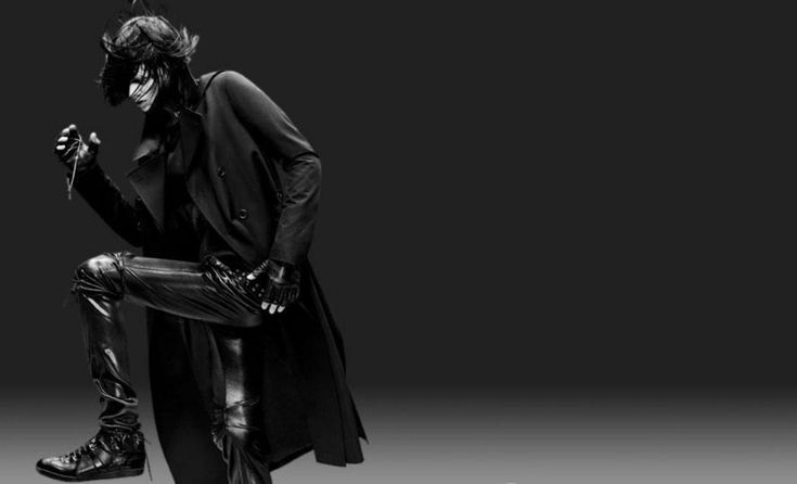 """Dior Homme AW 2003 """"Luster"""""""