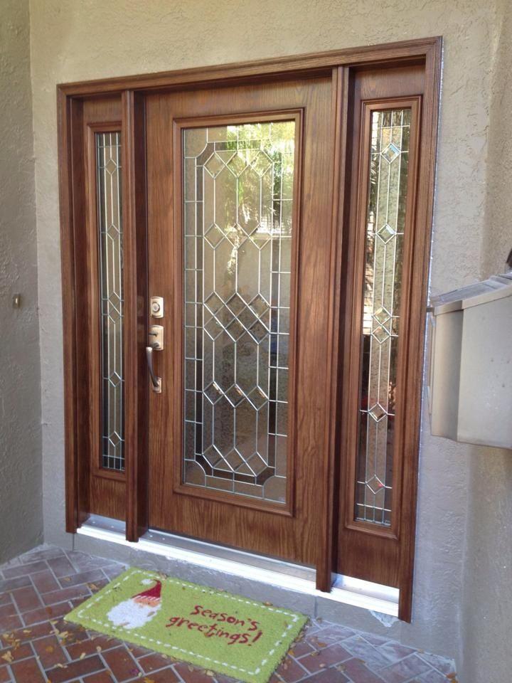 decorative windows in the with exterior lite n sidelites primed jeld front wen steel compressed full door prehung b home doors glass kingston depot