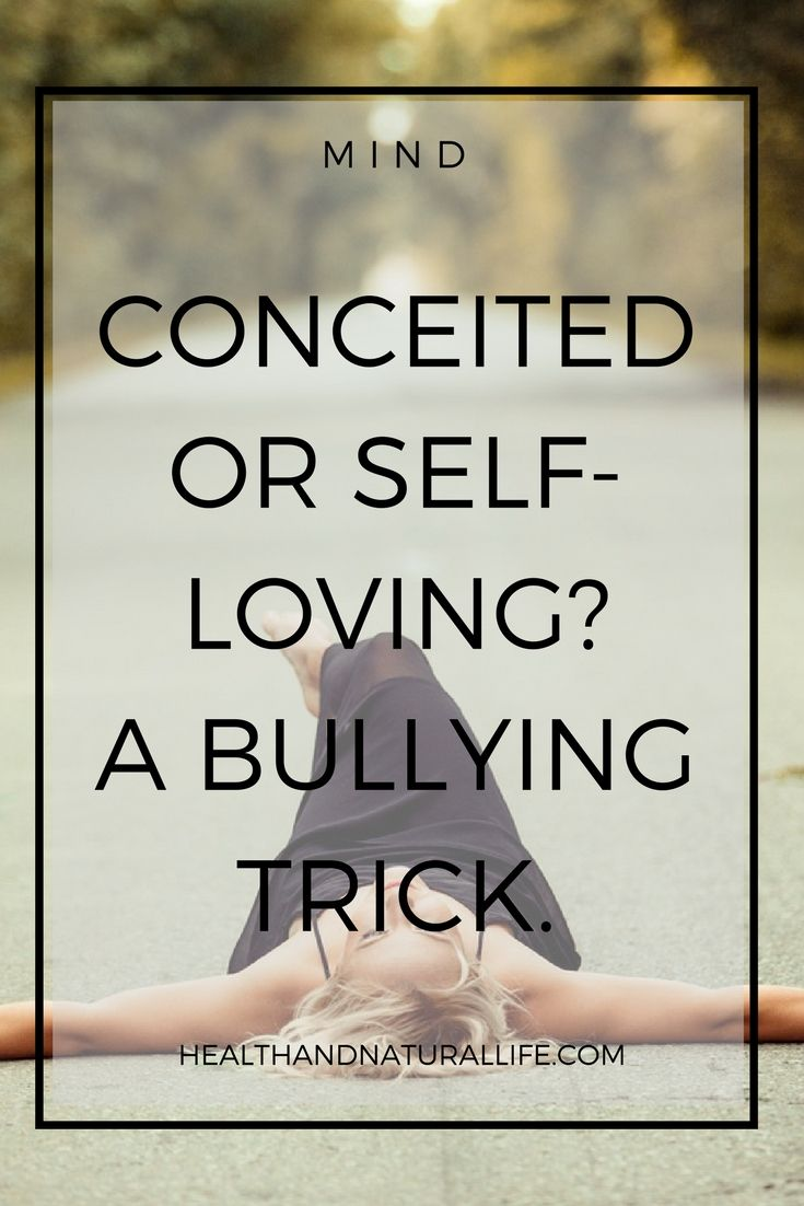 How we get trained into playing small by little (or big) bullies.
