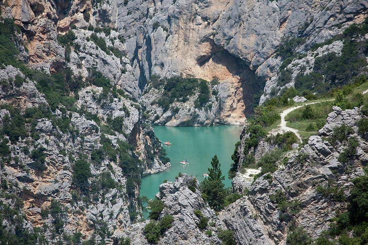 Grand Canyon Du Verdon (Gorges du verdon)