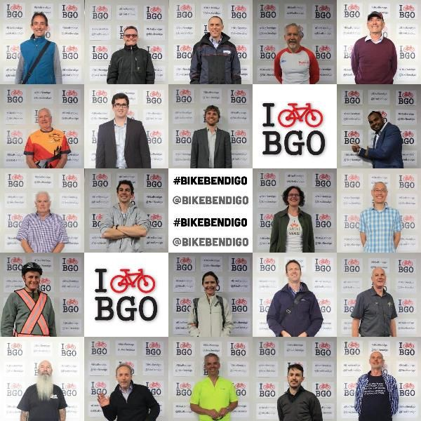 Bike Bendigo Fest When: 5:30pm - 7:00pm October 17, 2014 at 5.30pm – 7pm. Free event Location: Hargreaves Mall Hargreaves Street,    Phone: 5434 6485  Email: s.abbott@bendigo.vic.gov.au  Come and help launch Bike Bendigo in the Hargreaves Mall from 5.30pm to 7pm Friday the 17th of October 2014, with music, a mini expo and fun.