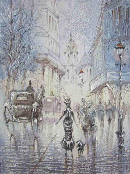 Коллекция картинок: Городские зарисовки, Авласевич Дмитрий (Витебск)
