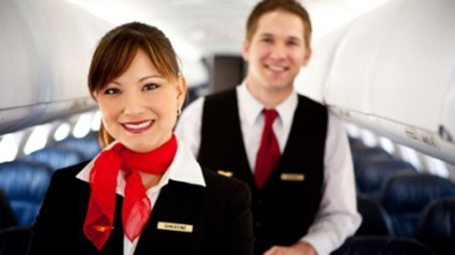 Buckle Up Videos Of Entertaining Safety Briefings  Flight Attendant