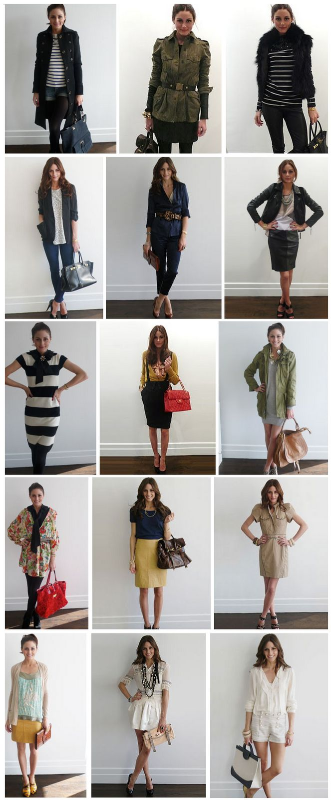 The Olivia Palermo Lookbook : Olivia Palermo: Style Spotlight