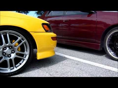 Corolla Car Club Central Florida Chapter Mini Meet