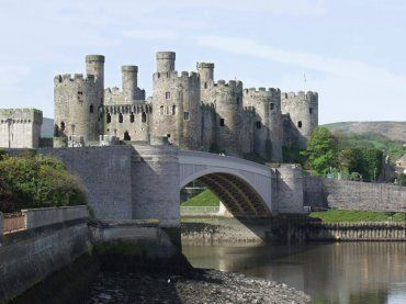 Wales, UK....lots of castles there