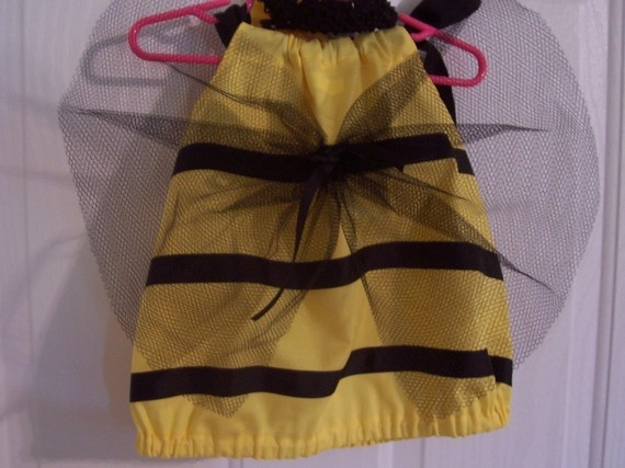 Bumble Bee: Halloween Costumes, Bumble Bees Costume, 3 Bees Costume, Bees 3 Costume