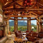 Дома из массива красного канадского кедра ручной рубки. Канадские дома, выполненные целиком из массива красного кедра, признаны самими роскошными и желанными деревянными домами в мире!Дома изготавливаются вручную из массива ценной древесины красного канадского кедра диаметром от 30 см. до 50 см., в то время как колонны и