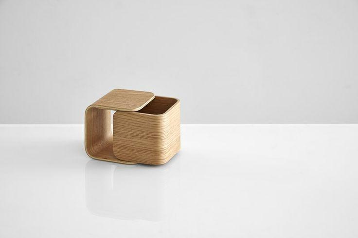 Gem organizer, small • Designed by Fraii #accessories #organizer #storage #gems #box #design #WOUDdesign