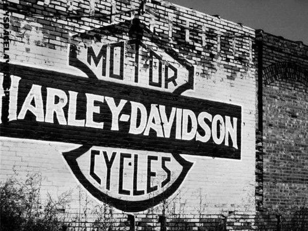 Superior Harley Davidson Wall, So Cool! Part 22