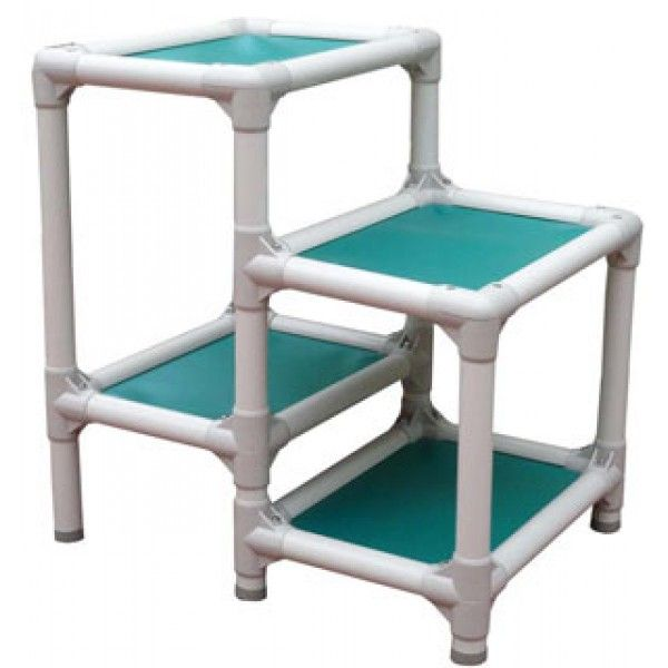 Here\'s a new line of customizable PVC frame cat beds and towers ...