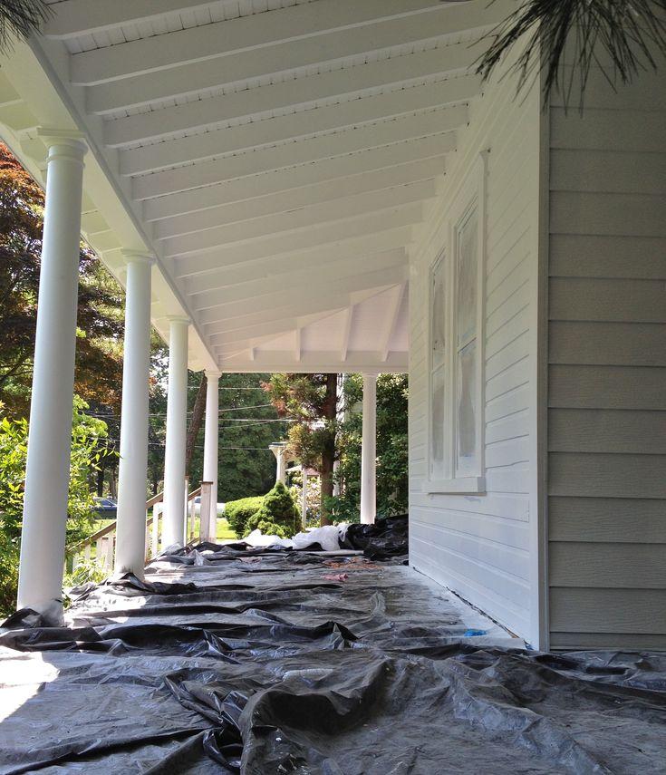front porch u2013 part 1 a saga in three acts