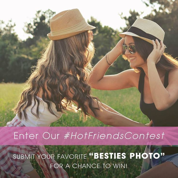 "Remington Sweepstakes What does ""hot"" mean to you? Smart? Stylish? Confident? Kind? Beautiful? Submit a selfie of you and your bestie with #HotFriendsContest to Twitter or Instagram and you'll be entered to win one of 5 prizes."