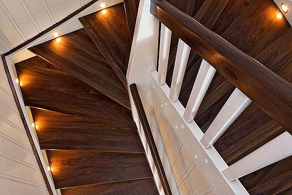belysning   Led-belysningen gör din trappa mer ...
