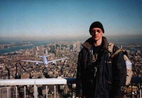 11-S New York  Anónimo  2001  Atentados 11 septiembre del 2001...  triste, muy triste :(