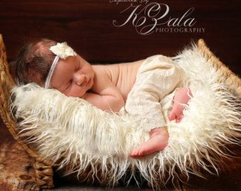 Neugeborenes Baby Hosen Fotografie Prop Lace von NewbornPhotoProp