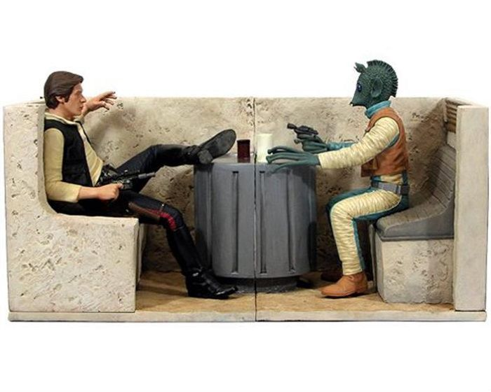 Star Wars - Bookends: Mos Eisley Cantina