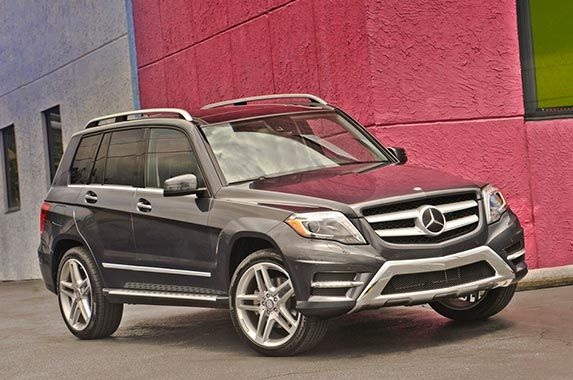 Mercedes-Benz GLK-Class (#1 of 6 Top-rated compact premium SUVs). Overall quality rating: 5 out of 5. Overall performance and design rating: 4 out of 5