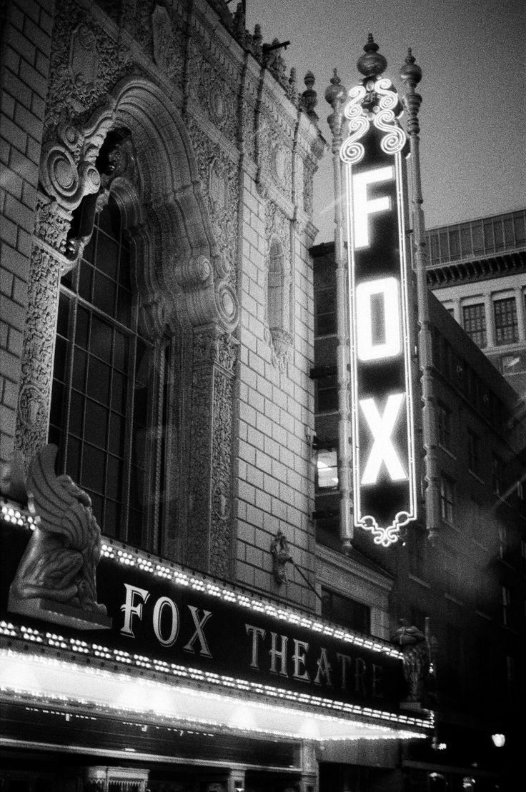 the Fox in my city  |  St. Louis Fox Theatre