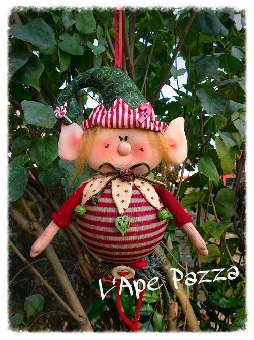 Kit cucito creativo Natale 2014