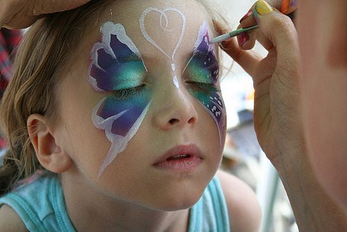 IMG_0799 | butterfly face painting, Kids painted faces, face… | Flickr
