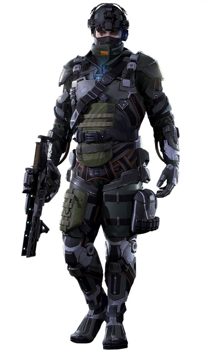Killzone Shadow Fall 11