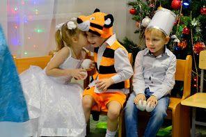 """Еще одна елка в детском саду """"Дашенька"""" (г. Долгопрудный) #kvantil-event"""