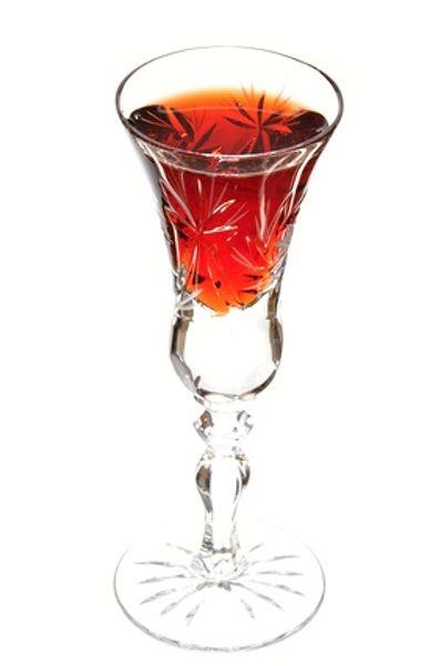 Anglická třešňovice (sherry brandy)
