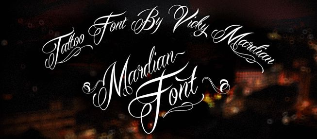 28 Free Calligraphy Fonts For Designers