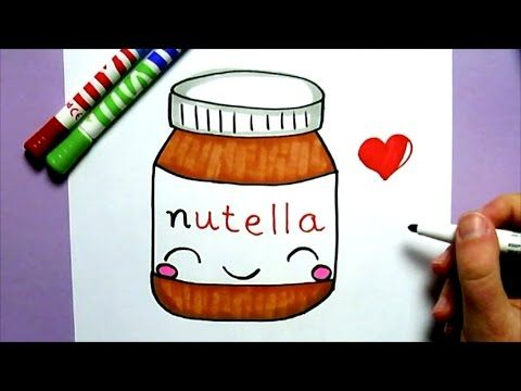 Cute Food How To Draw A Cute Banana Easy Drawing Youtube Art