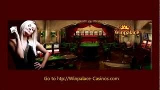 Winpalace casino provides the best games, top quality software, fast cash outs and reliable 24/7 customer service.