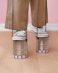 Elephant Feet | Step-by-Step | DIY Craft How To's and Instructions| Martha Stewart