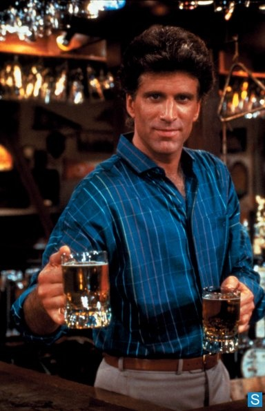 "Ted Danson born in 1947.  Best known for his role in ""Cheers"".  T.V. and movie actor."